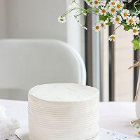 #安佳食力召集,力挺新一年# 抹茶戚风奶油蛋糕的做法图解20