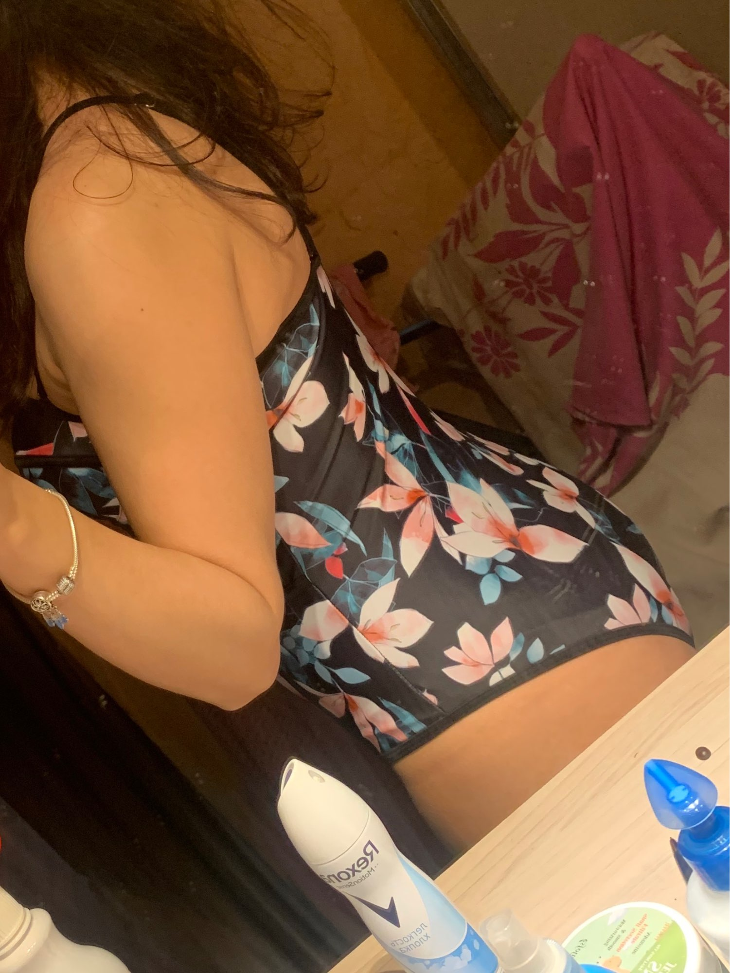2021 New Sexy One Piece Swimsuit Women Swimwear Cut Out Bathing Suit Summer Push Up Monokini Print Swim Suit  Beach Wear Female| |   - AliExpress