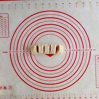 芝士香肠花朵面包的做法图解9