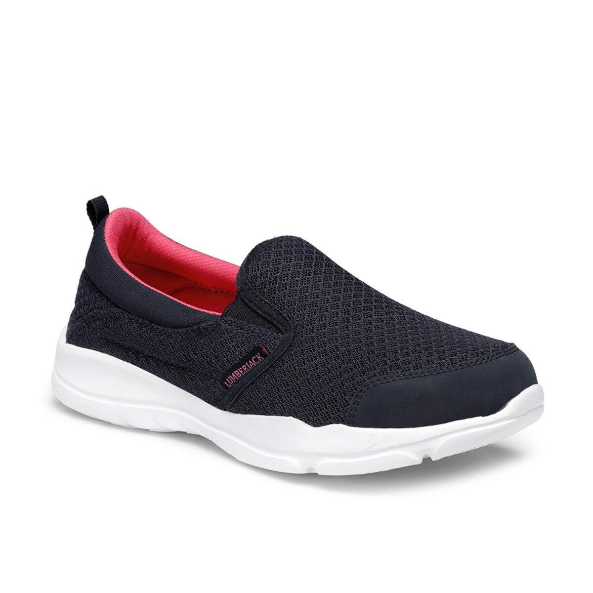 FLO Women Comfort Shoes Women Flat Slip On Shoes Woman Super Light Sneakers Summer Autumn Loafers Femme Shoes LUMBERJACK LIPONIS WMN
