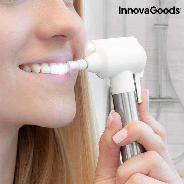 InnovaGoods Tooth Polisher Whitener Led Dental Cold Light Teeth Whitening Tooth Whitening Gift