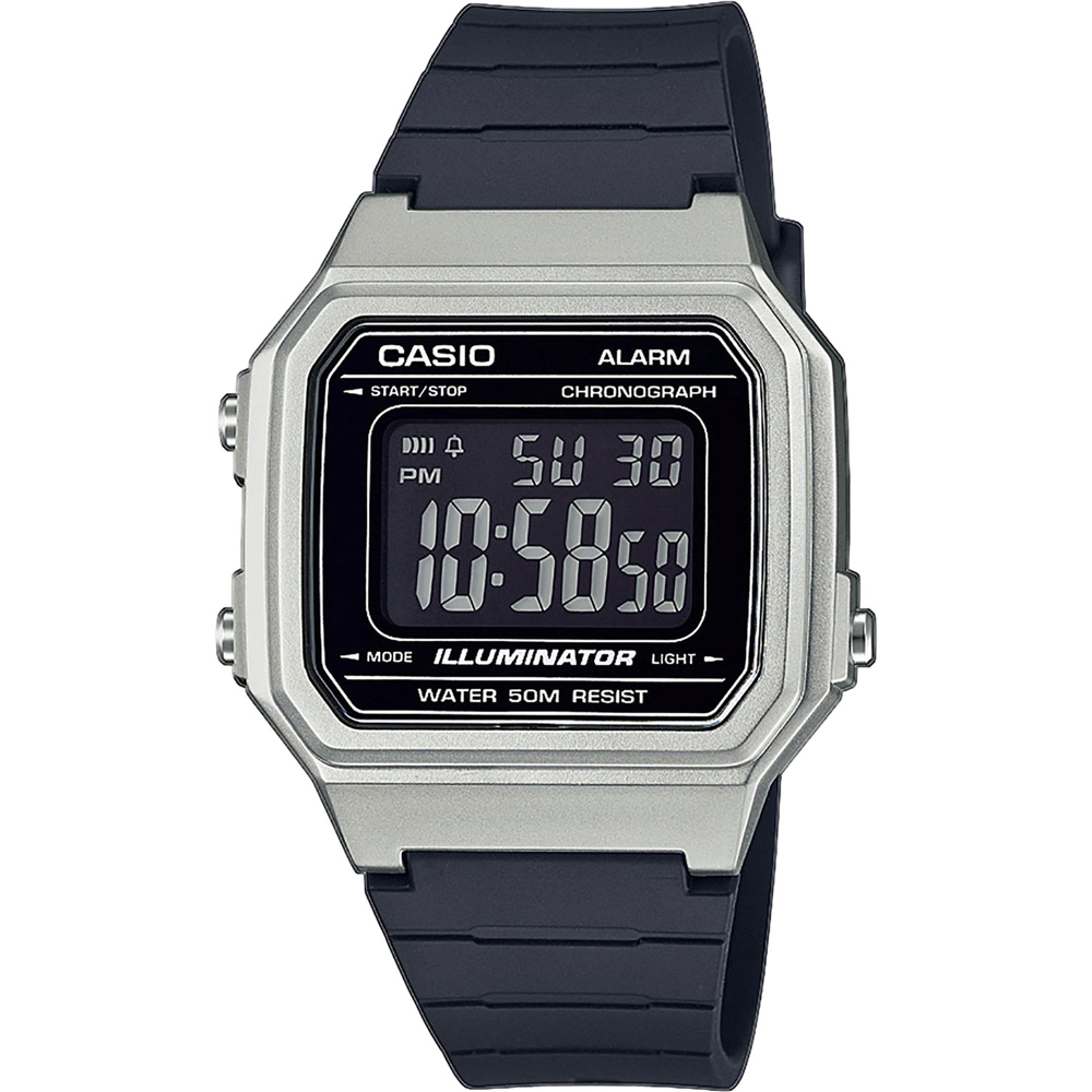 Casio Wrist Watches W-217HM-7BVEF Men Digital