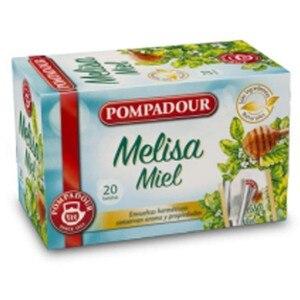 Melisa honey, 20 bags Pompadour