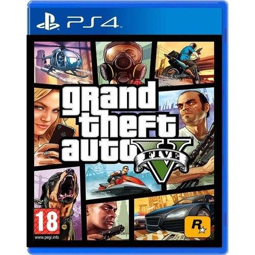 Grand Theft Auto 5 GTA 5 PS4 Gaming оригинальный товар Быстрая доставка из Турции