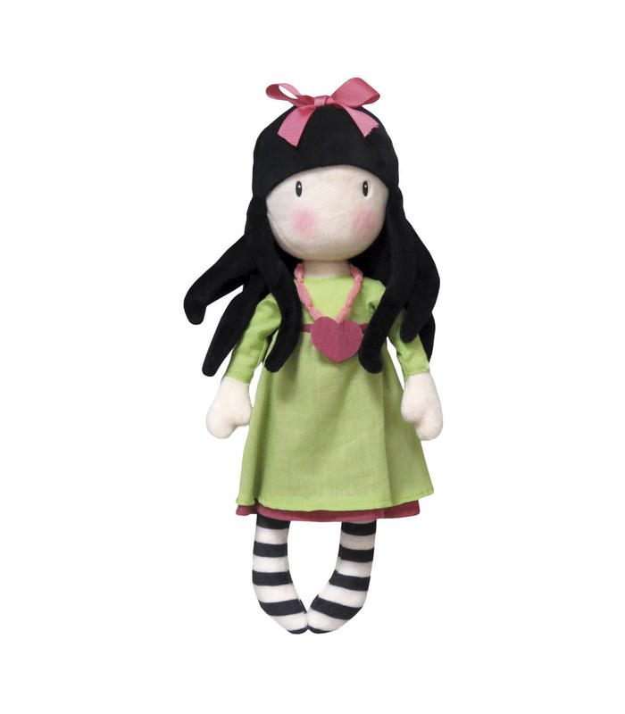 Cloth Doll 30 Cm. On Display. Heartfelt Gorjuss Toy Store