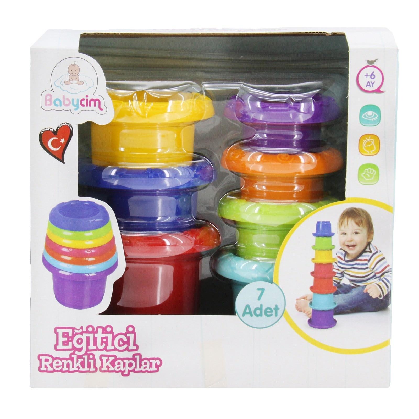 Ebebek Birlik Oyuncak Educational Containers