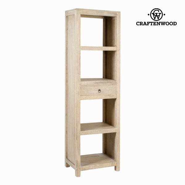 Shelves Mindi wood (190 x 52 x 36 cm)   Pure Life Collection by Craftenwood|Bookcases| |  - title=