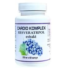 Ресвератрол (Resveratrol), здоровье сердца, 60 кап.