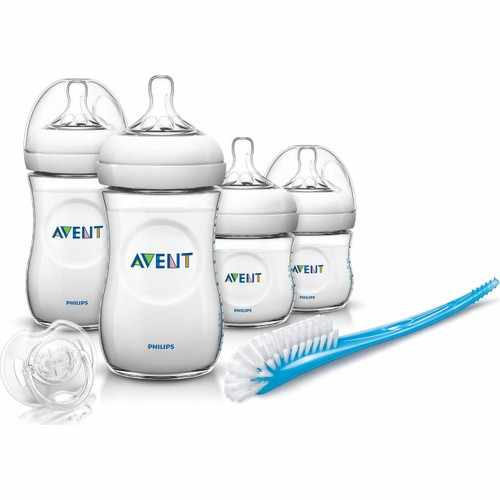 Philips Avent Natural PP Newborn Gift Set