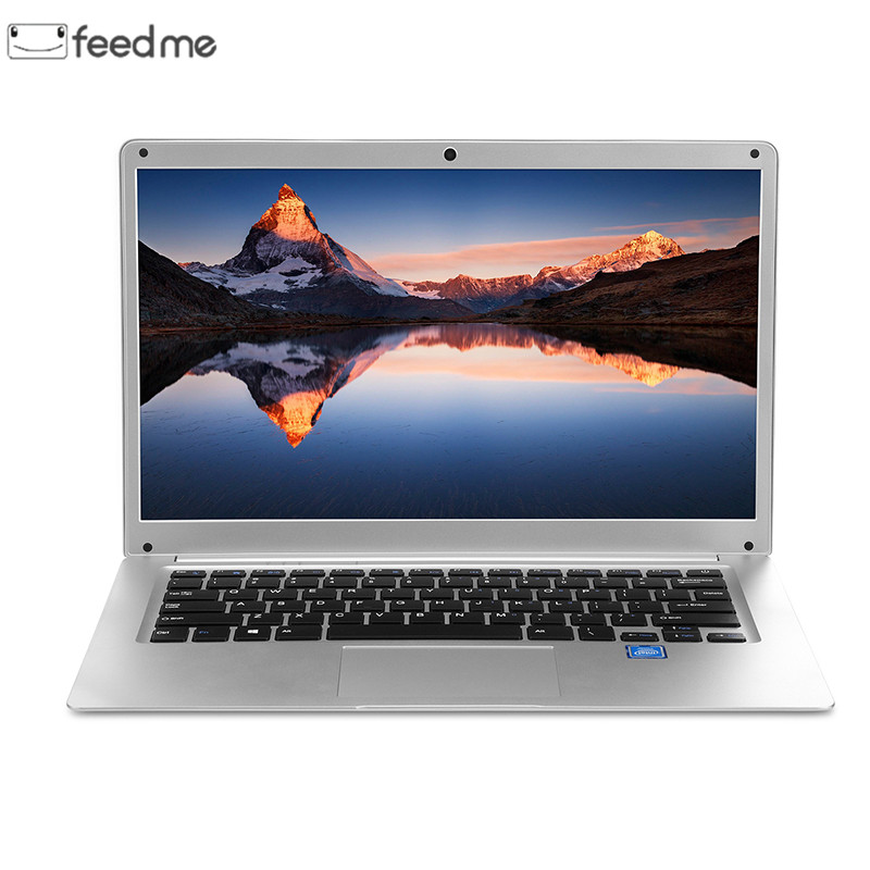 14.1 Inch Laptop 2GB RAM 32GB Student Notebook Intel Atom X5 Z8350 Quad Core Windows 10  Notebook BT4.0 with HDMI Port-in Laptops from Computer & Office