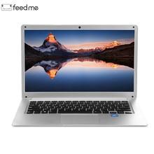 14.1 Inch Laptop 4GB RAM 64GB ROM Windows 10 Student Notebook Intel E8000 Quad Core Notebook BT4.0 with HDMI Port