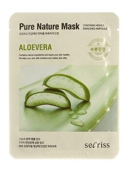 ANSKIN Pure Nature Mask Pack -Aloevera- 25ml