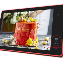 Обновлено-10,1 дюймовый Android POE планшет со светодиодный-NFC для конференц-конференции(Rockchip3288, Android 8,1, 1280*800 ips