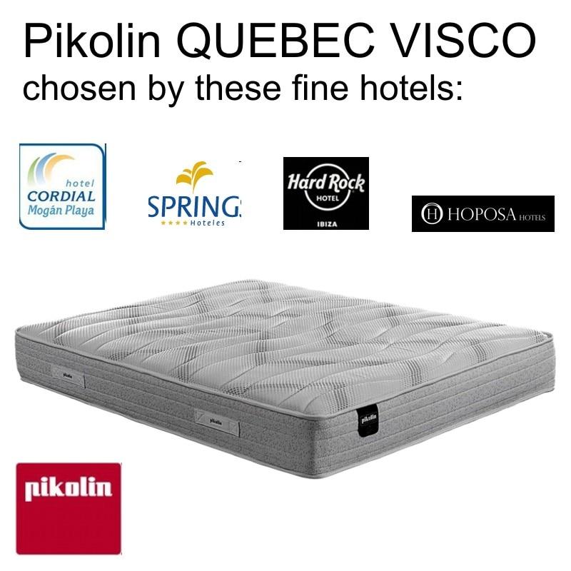 PIKOLIN Mattress Model Quebec Visco 29CM All The Measures Available