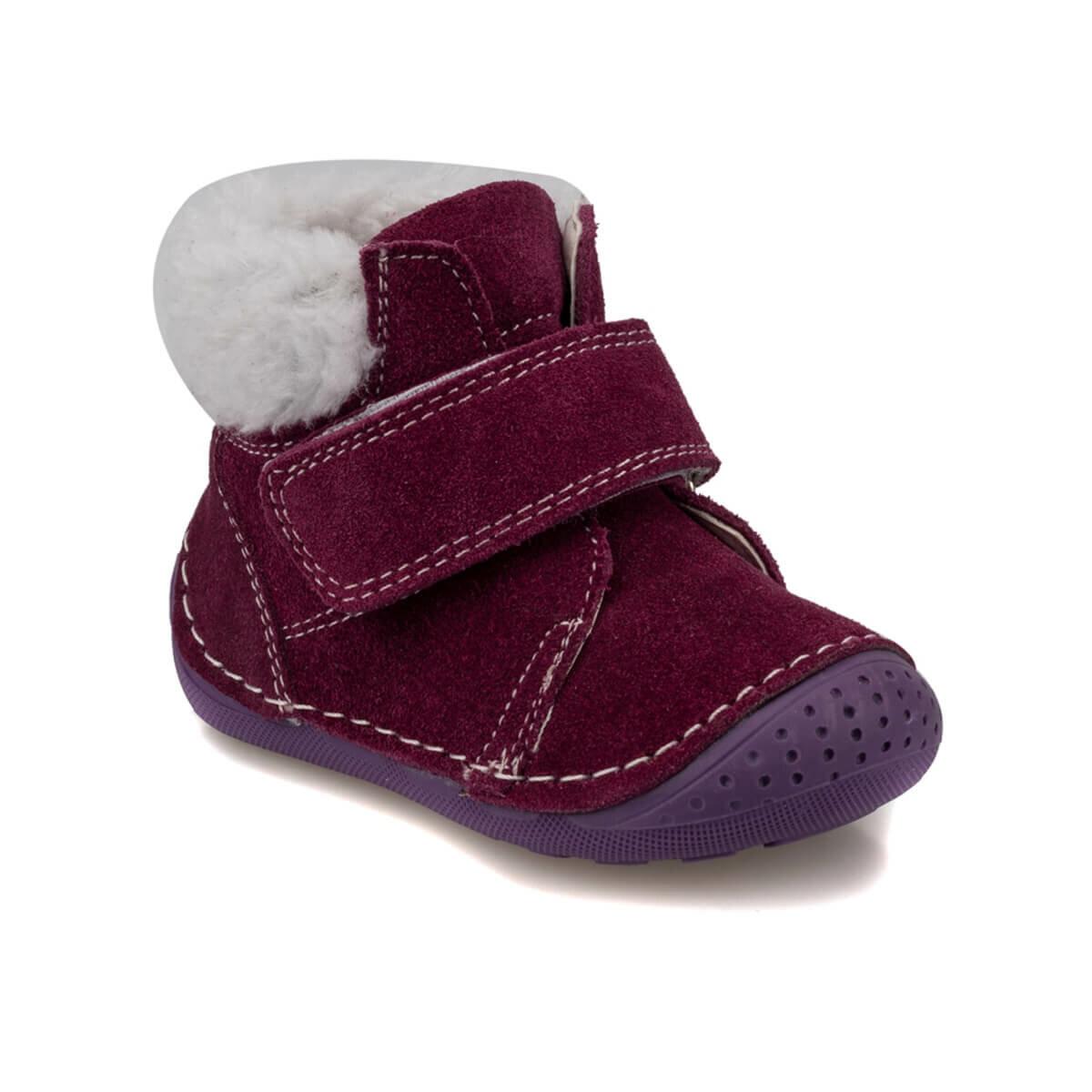 FLO 92.510503.I Purple Female Child Sneaker Shoes Polaris