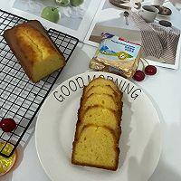 #安佳食力召集,力挺新一年#黄油磅蛋糕的做法图解12