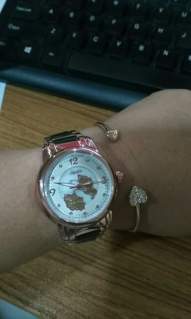 -- Inoxidável Assista Relógio