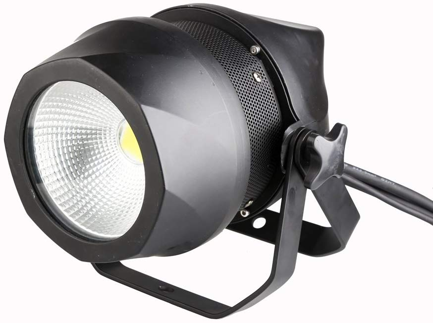 Wasserdichte <font><b>Led</b></font> <font><b>Par</b></font> Licht, COB 200w IP65 <font><b>Led</b></font> Lila Lampe, Wellenlänge 395-397,5 nm,1000 MCD image