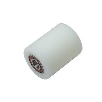 Roller polyamide (nylon) subfork for rochli ø80x100mm.