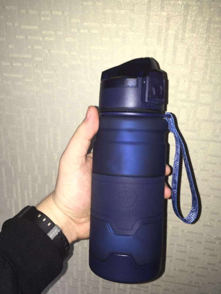 Best Sport Water Bottle TRITAN Copolyester Plastic Material Bottle Fitness School Yoga For Kids/Adults Water Bottles With Filter|Water Bottles|   - AliExpress