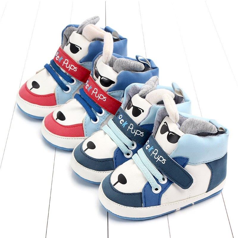 Стильные кроссовки с мягкой подошвой; милая детская обувь