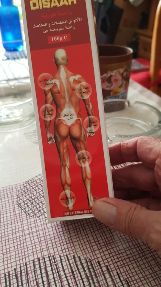 Patches Massagem Músculos Articulações