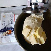 淡奶油皇冠吐司的做法图解5