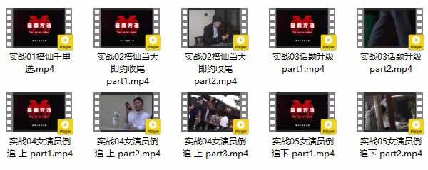 柯李思Chris《曼森方法》完整版视频课程百度网盘下载