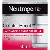 Neutrogena Face Cream, Cellular Boost, Anti-Ageing Night Cream, 50ml 3