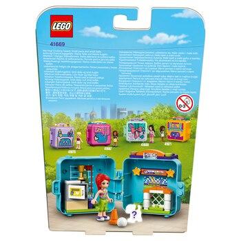 Конструктор LEGO Friends Футбольный кьюб Мии 3