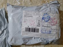 Thanks. The phone arrived today and is good either in terms of packaging or phone safety a