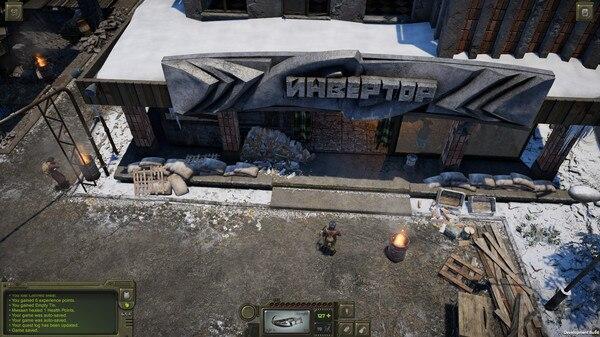 《核爆RPG:末日余生 ATOM RPG: Post-apocalyptic indie game》中文版百度云迅雷下载v1.152插图(2)