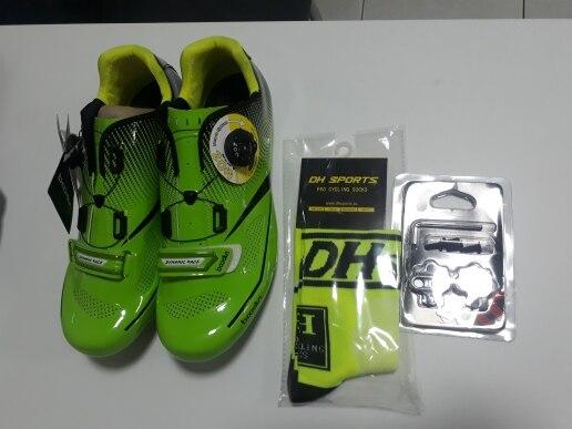 -- Sapatos Reflexivos Triathlon