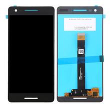 Oryginalne ekrany LCD BGBOEF dla Nokia 2 1 LCD 2018 TA-1080 1084 1092 1093 wyświetlacz LCD ekran dotykowy wymiana ekranu Digitizer tanie tanio