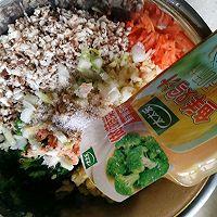 好吃的菜团子#太太乐鲜鸡汁芝麻香油#的做法图解10