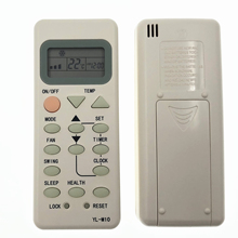 Original AC Remote Control YL-M10 Replace Yl-m02 Yl-m05 Yl-m07 Yl-m09 Yl-m12 For Haier Air Conditioner *Cooling*