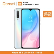 Global Version Xiaomi Mi 9 Lite 64GB ROM 6GB RAM (Brand New and Sealed) mi9lite 64gb READY STOCKS