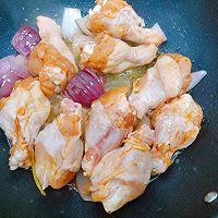 新奥尔良时蔬烩翅根#太太乐鲜鸡汁芝麻香油#的做法图解4