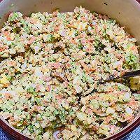 """#美食说出""""新年好""""#鸡蛋沙拉三明治的做法图解5"""
