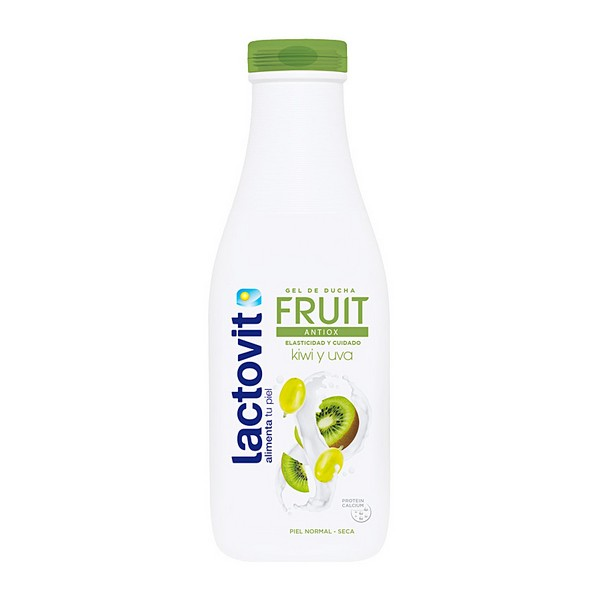 Shower Gel Fruit Antiox Lactovit (600 Ml)