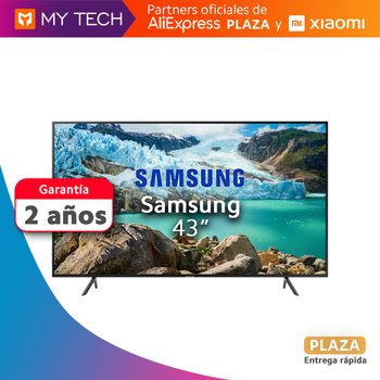TV Samsung RU7172, LED TV 43 -50-55 -65-75 , smart TV 4K Ultra HD, platz Spanien, original, zwei jahre garantie