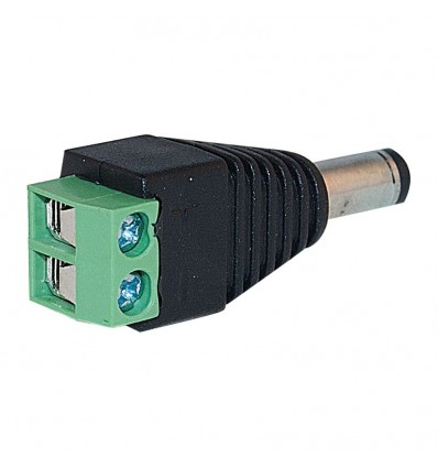 Male Connector For Carrying Current To The Surveillance Cameras CFEX-1656