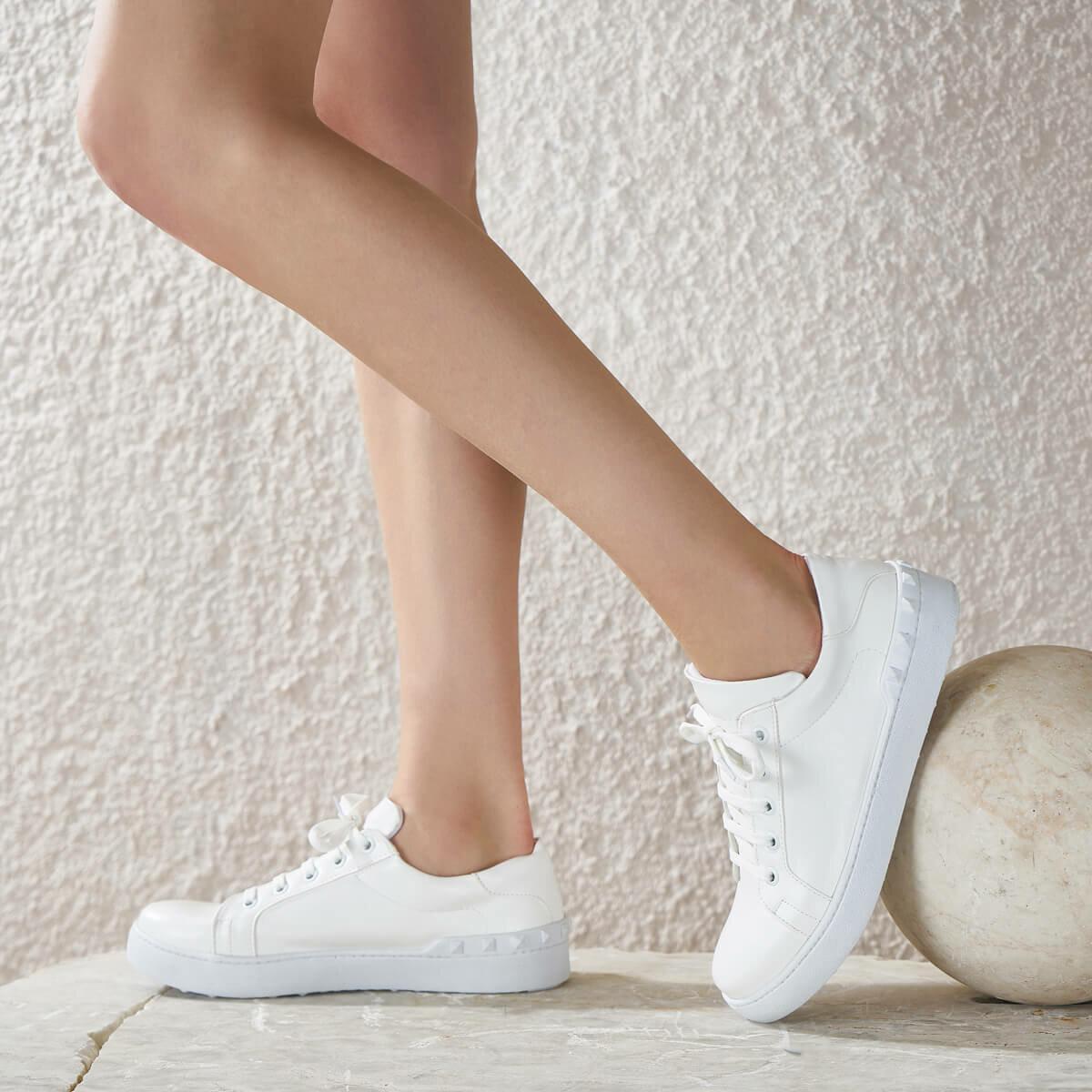 FLO BETA01Z White Women 'S Sneaker Shoes BUTIGO