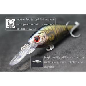Приманка wLure 2017, брендовая приманка для кастинга с качественным тройным крючком, 7,2 г 8,5 см, рыболовная приманка на заказ, HM515