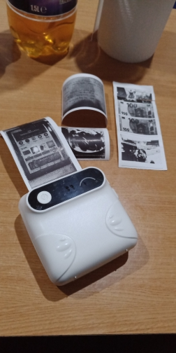 Bluetooth Wireless Small Thermal Printer Picture Mobile Photo Printer Mini Printer Portable Photo Printer for Android iOS USB Printers    - AliExpress