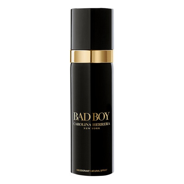 Spray Deodorant Bad Boy Carolina Herrera (100 Ml)