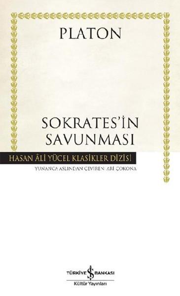 Socrates Defense-Hasan Ali Yücel Classics Plato Business Bank Culture Publications Hasan Ali Yücel Classics Series (TURKISH)