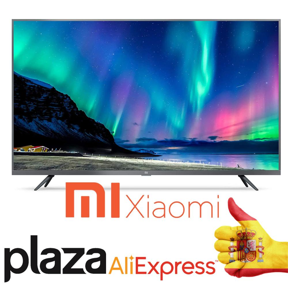 "[Official Spanish Version] Xiaomi Mi Smart TV 4A 32 ""43"" 55 ""65"" Inch Android 9,0 HD TV WIFI Free Shipping"
