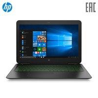 Laptop HP Pavilion Gaming 15 dp0012ur black green (Core i5 8300 H/8 GB/1 TB/ 128 GB SSD/1060 3 GB/W10) (7BP93EA)