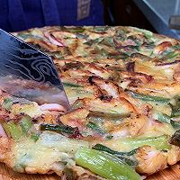 日式葱油饼的做法图解11